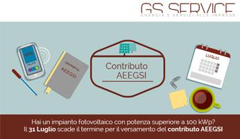 Scadenza Versamento Contributo AEEGSI