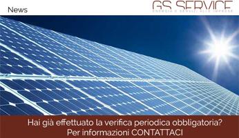 Obbligo verifiche periodiche SPI SPG - GS Service