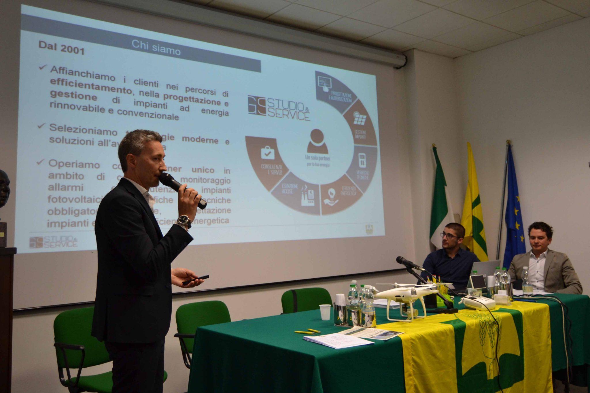 Convegno Coldiretti Mantova - GS Service