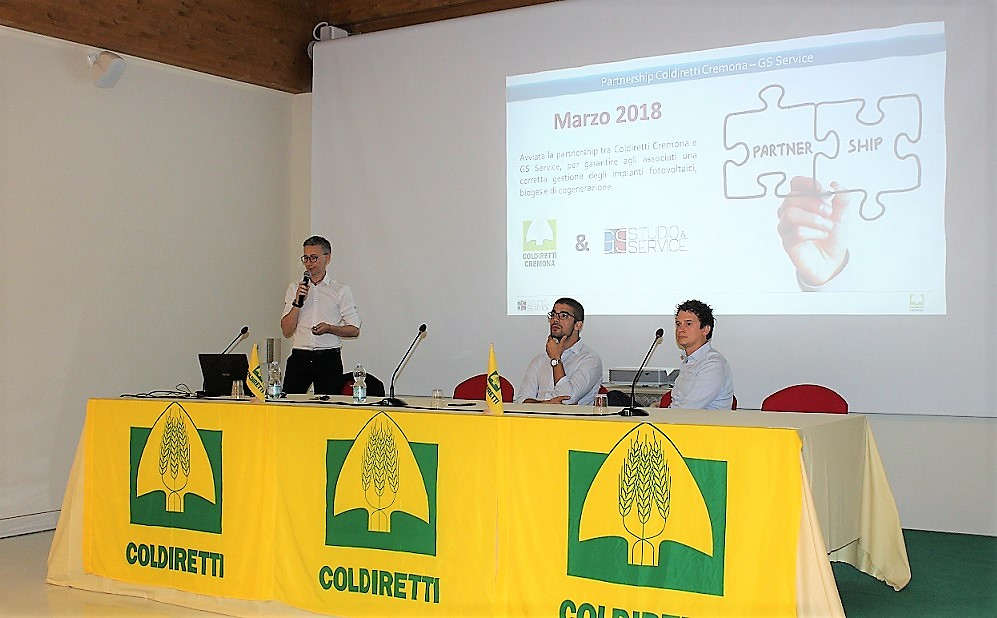 Convegno GS Service Coldiretti Cremona 2